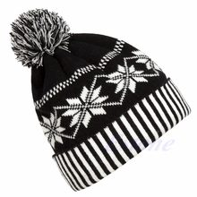 a683478e7c1eeb Popular Snowflake Beanies-Buy Cheap Snowflake Beanies lots from China  Snowflake Beanies suppliers on Aliexpress.com