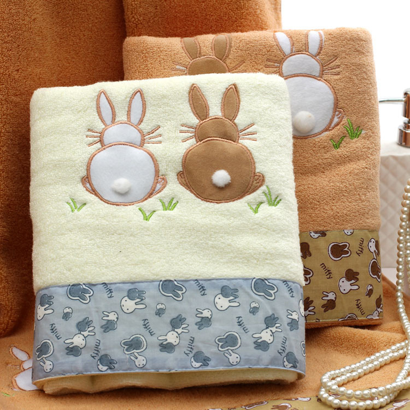 140x70cm cotton bath towels for adults chiildren rabbit bath towel brand toalhas de beach towel plaid. Online Get Cheap Towels for Christmas  Aliexpress com   Alibaba Group