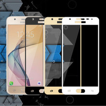 For Samsung J5 Prime on5 2016 Screen Protector Full Cover Tempered Glass For Samsung J5 Prime SM-G570F Guard Protective Film 5