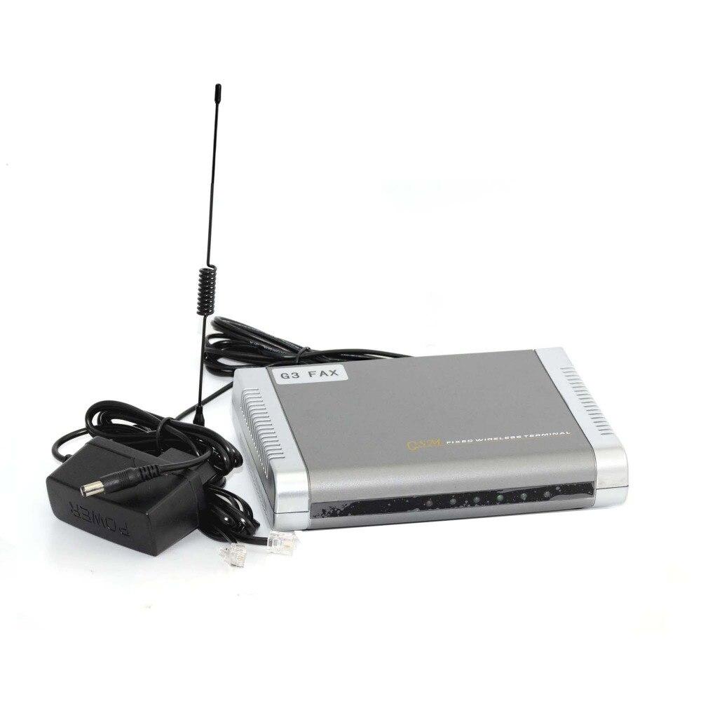 imágenes para Envío Libre GSM 850/900/1800 MHZ GSM G3 Fax terminal, Terminal Inalámbrico fijo, soporte inalámbrico fax, llamadas de voz
