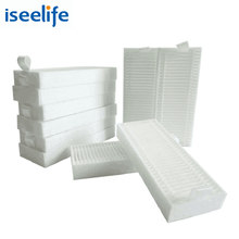 10 PCS HEPA Filter for ISEELIFE PRO3S Robot Vacuum Cleaner for Home Robotic Vacuum Cleaner Parts(China)