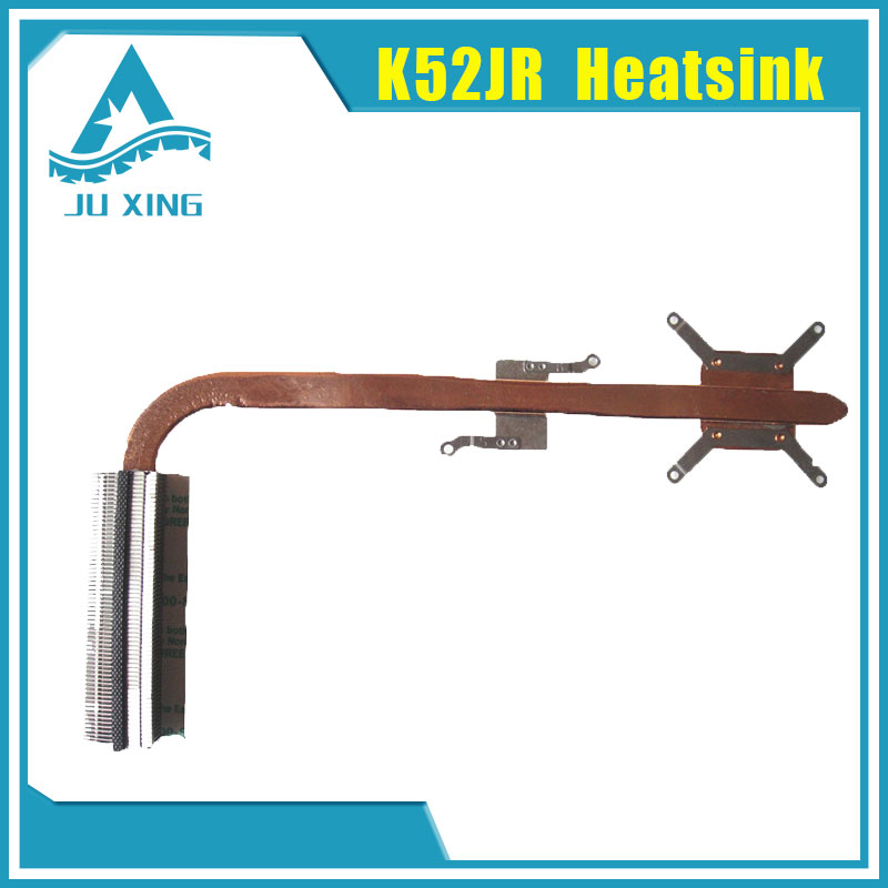 Original For ASUS laptop heatsink cooling fan cpu cooler K52 K52JR K52JU X52J A52J A52JT X52JT K52JT K52JN K52DR CPU heatsink new original cpu cooling fan heatsink for asus k42 k42d k42dr a40d x42d cpu cooler radiators laptop cooling fan heatsink