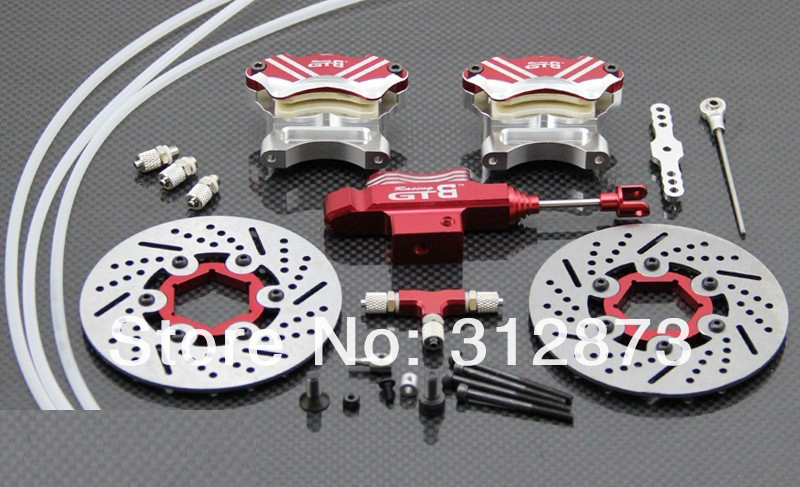 Front hydraulic brake for Baja 5B SS 5T