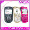 Teléfono Nokia C3, - 00 WIFI 2MP Bluetooth Jave desbloqueo celular