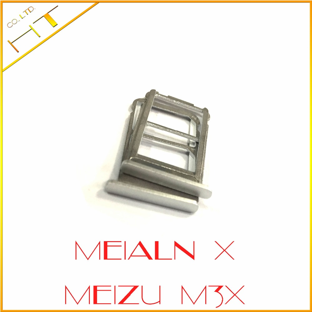 1pcs sim card slot tray for Meizu M3X  meilan X  SIM Tray Sim Card Holder Slot