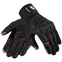 2019 Revit Dirt 2 Black Leather Gloves Dirt Bike Off road Cycling Motorcycle Racing Gloves