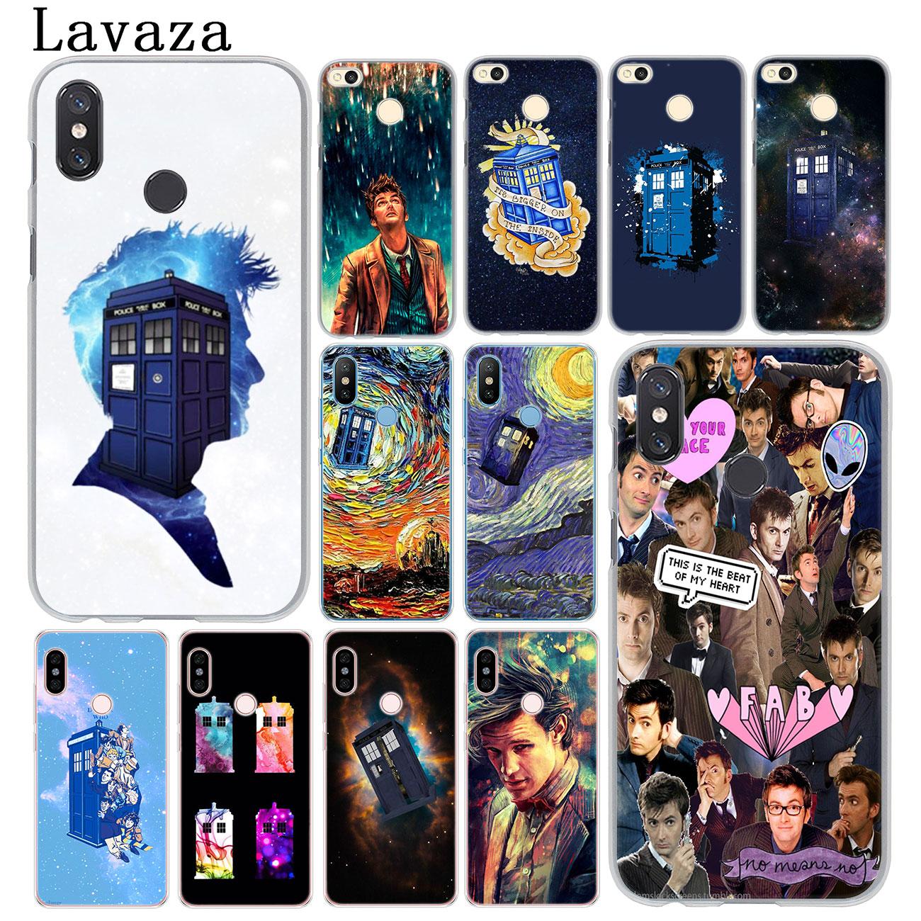 Phone Bags & Cases Yimaoc Tardis Box Doctor Who Soft Silicone Phone Case For Xiaomi Mi 9 8 A2 Lite A1 6 Pocophone F1 Max 3 Black Mi9 Mi8 Mia2 Evident Effect
