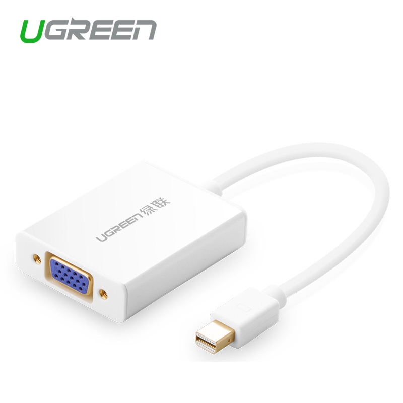 Ugreen thunderbolt mini displayport display port dp to vga - Is the thunderbolt port a mini displayport ...