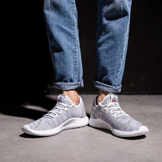 Breathable Black Loafer Men Shoes 3