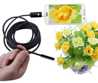 AN99 2M 5M 10M 2in1 HD Micro USB Endoscope Camera Wireless Wifi Video Endoscope Camera Android