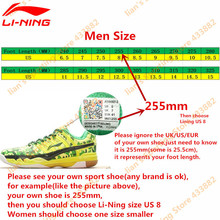 Li-Ning Women Breathable Running Shoes Super Light LiNing Wearable Fitness Cushioning Sports Shoes Sneakers ARBN086 L1033LN