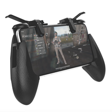 New Mobile Phone forPubg Game Handle Grip With L1R1 Shooter Controller Trigger Forpubg