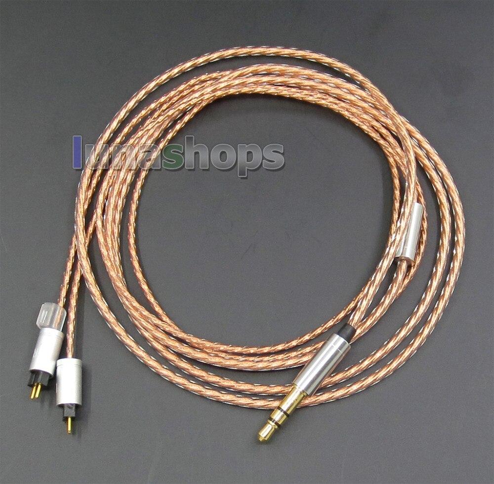 Verbesserte Kopfhörer Kabel Draht für In-ohr Musiker Monitore passt ...