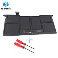 "3 PCS A1370 A1465 battery for Macbook Air 11.6"" laptop A1406 Battery MC506 MC507L MC968LL/A 2011-2012 year"
