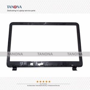 Image 4 - Ban đầu Mới Cho HP 250 255 G3 15 G 15 R 15 H 15Z G LCD Cover lưng Đầu + Nắp Trước + Bản lề 749641 001 AP14D000200