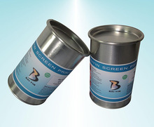 pad printing ink for metal, glass, ceramic 2 kilos with curing agent free shipping