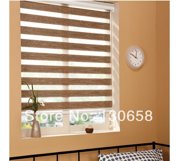 100 Blackout Whole Window Blinds And Custom Made For Windows Or Roller Of Zebra Curtain Living Room In Shades Shutters From