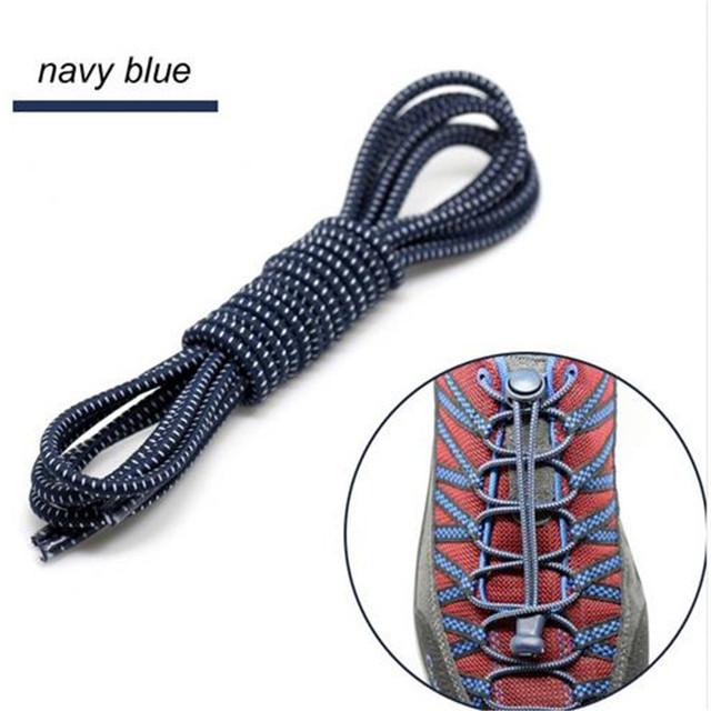 Locking Elastic No Tie ShoeLaces For Sneaker