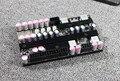 500 W de Alta Potencia de $ number PINES DC fuente de Alimentación ATX PSU con Dos Canales de Salida de 12 V