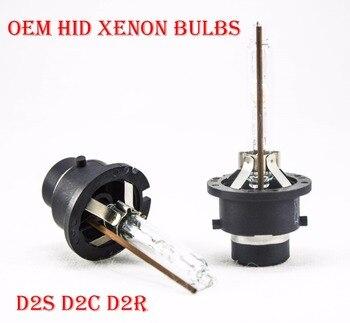 5 PAIRS 12V 35W D2 D2S D2C D2R Metal Base HID Xenon Replacement Bulbs Genuine AC SpareLamp Without D2 Adapter 4.3K 6K 8K 10K 12K