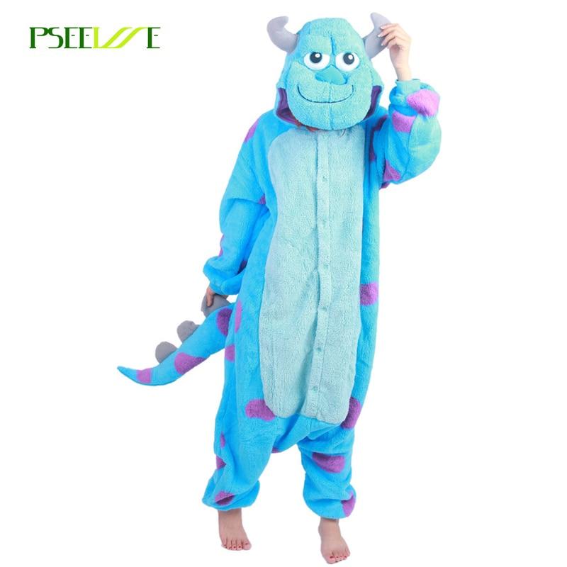 Wholesale Animal Pijamas Men Women Onesies For Adults Unisex Cosplay Costume Pajama Sets Sleepwear Pijama Feminino Inverno