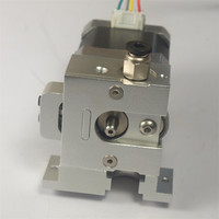 Funssor All Metal BullDog Lite Direct Extruder 1 75mm With Hotend Mount Plate For DIY RepRap