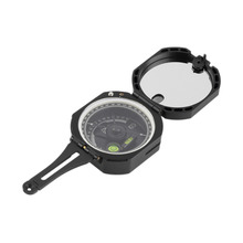 Lightweight Transit Pocket Geological Plastic Compass Pocket Transit Geological Compass with 0-360 Degree Scale Plastic