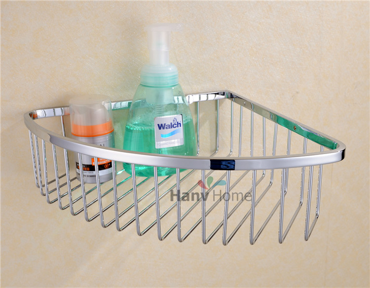 Free shipping bathroom accessories stainless steel wire for Basket bathroom accessories