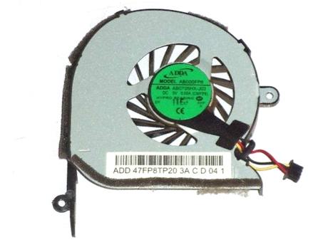 Marca Novo Laptop VENTILADOR de refrigeração da CPU fan para HP Pavilion DM1-2000 AB000FP8 KSB0405HA-9M89 KSB0405HA 9M89 ADDA AB0705HX-J03 CWFP8
