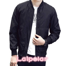 New Arrival Spring Autumn Men's Jackets Solid Fashion Coats Male Casual Slim Stand Collar Bomber Jacket Men Overcoat 4XL new arrival spring autumn men s jackets solid fashion coats male casual slim stand collar bomber jacket men overcoat 4xl