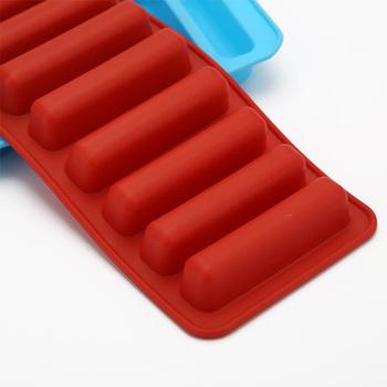 1 szt Gadżety kuchenne silikonowa forma do kostek lodu forma lodowa pasuje do butelek z wodą markery do lodów tanie i dobre opinie wu fang Urządzenia do lodów CN (pochodzenie) Na stanie Ekologiczne Z gumy silikonowej