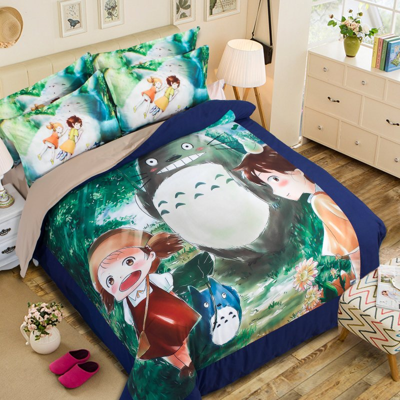My Neighbor Totoro Baby Bedding
