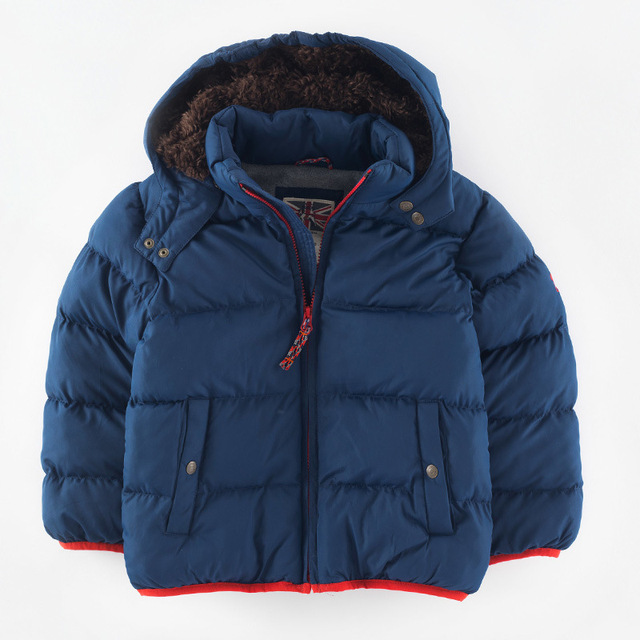 2016down Children Warm Coat Sporty Kids Clothes winter jacket for boys Girls Jackets Autumn and Winter baby overcoat