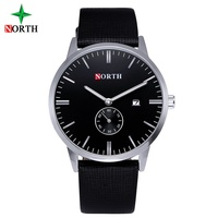 2016 New Man Casual Watch Leather Strap Woman Men Quartz Wristwatch Men S Gift