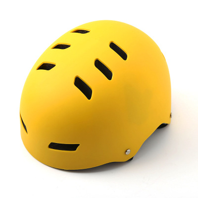 Men and women adjustable head guard skateboard bicycle hip hop helmet roller skating climbing bicycle outdoor cycling sports cap