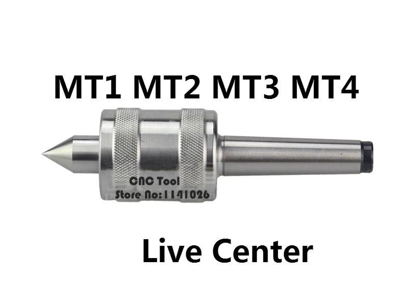 MT1 /& MT2 MORSE TAPER  LIVE CENTER CARBIDE BEARING CNC