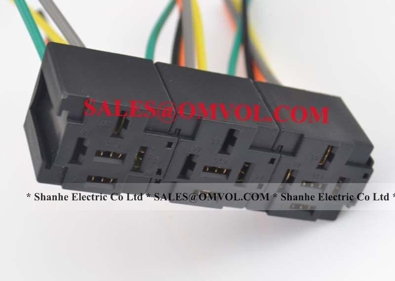 Popular Automotive Socket RelayBuy Cheap Automotive Socket Relay - 5 pin relay socket