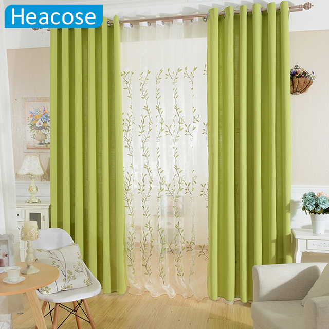 Curtains Ideas curtains for a green room : Aliexpress.com : Buy 3M fine cotton window curtain bedroom living ...