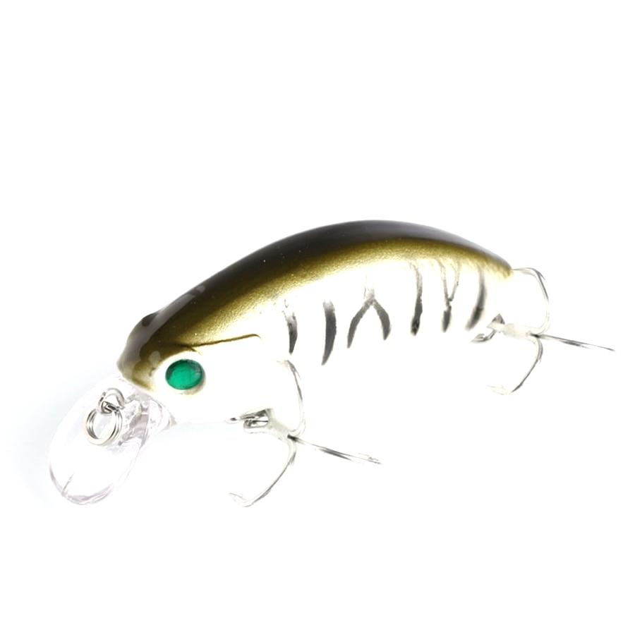 10 kpl / sarja 5cm 10g kammen keinotekoinen syötti teräskuula lyhyt - Kalastus - Valokuva 5