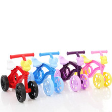 High Quality Bicycle Children Tricycle Toy Stroller Trolley 1/2/3/4 Year-old Children Availables Bicycles Outdoor