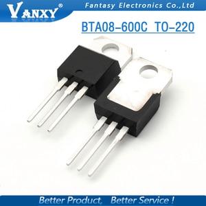 Image 4 - 10 個に BTA08 600C 220 BTA08 600 に 220 BTA08 08 600C 新とオリジナル IC