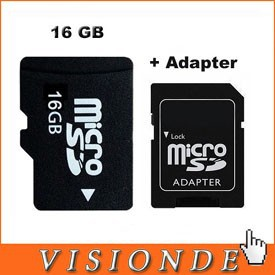 16-GB-TF-Card-micro-sd-memory-card-SD-Card-Adapter-Plastic-Box-For-DVD-TV
