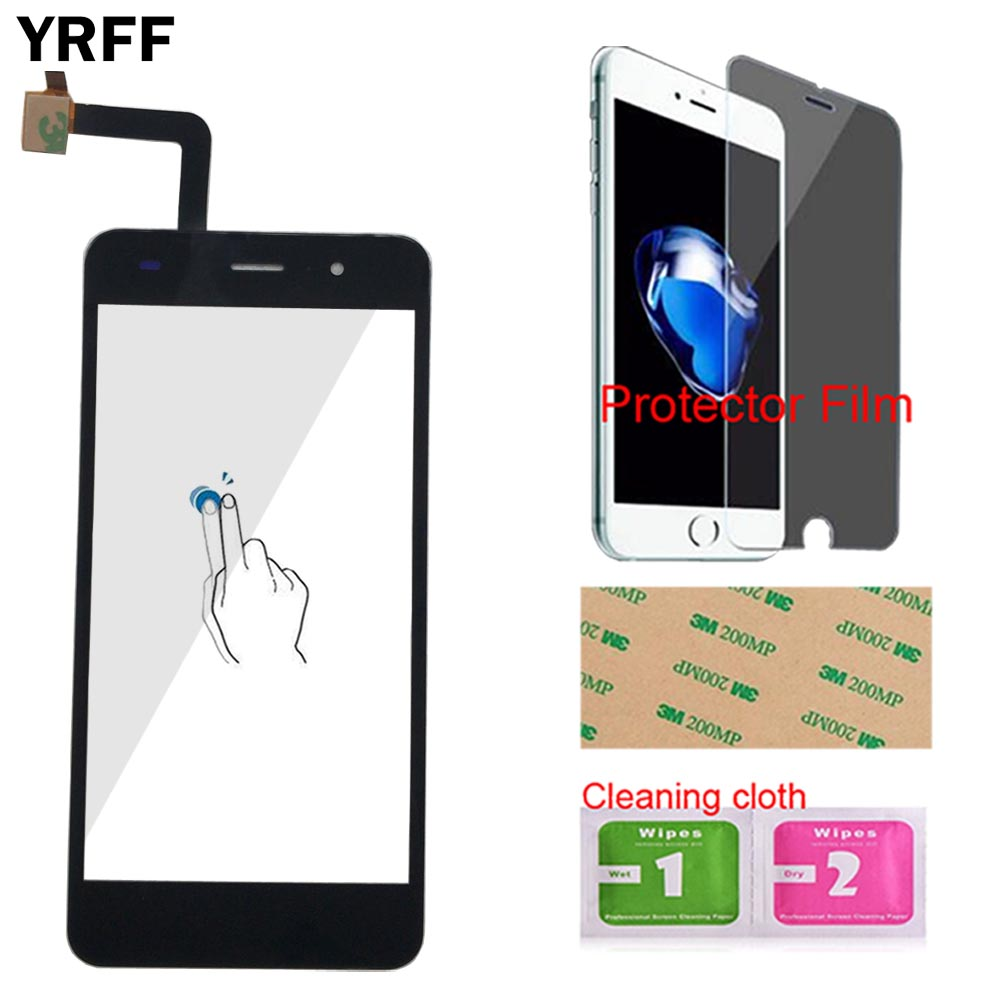 Image 3 - Touch Screen Panel For Fly Cirrus 13 FS 518 FS518 Touch Screen Touch Panel Glass Digitizer Panel Mobile Tools Protecotr Film-in Mobile Phone Touch Panel from Cellphones & Telecommunications