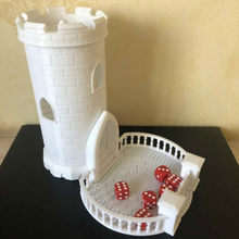 Dice Tower Dungeons และมังกร DND Miniature Building (China)