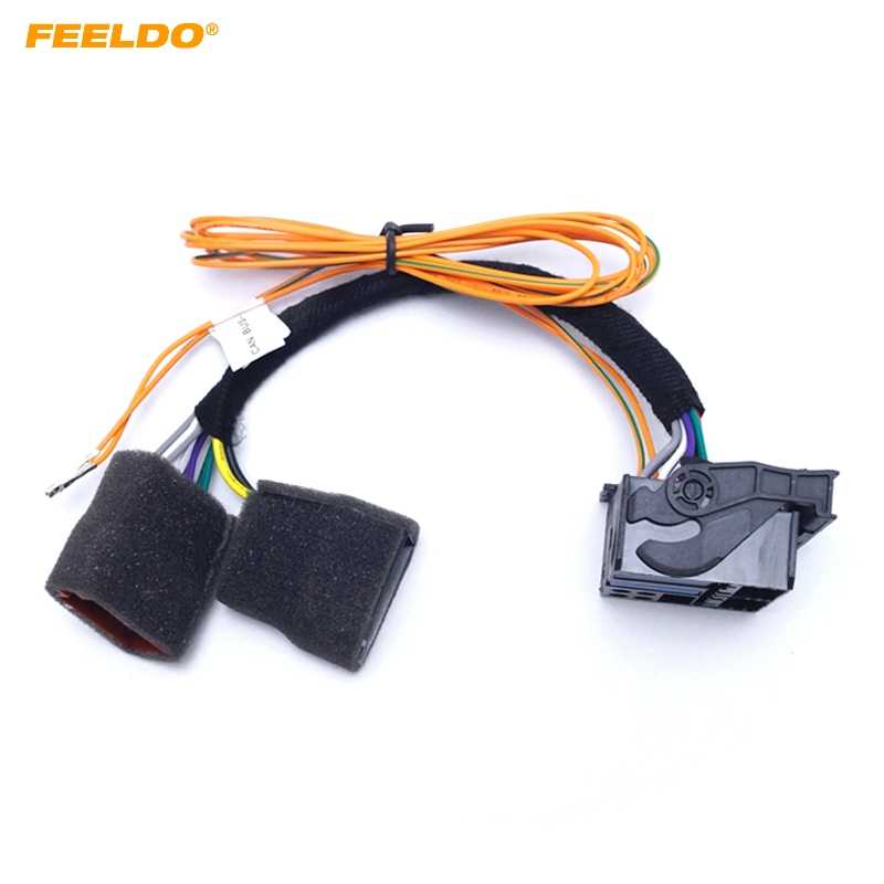 CAN CANBUS Simulator Emulator Converter Adapter for VW RCD510 CD Player Radio