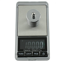 500g X 0 01g Digital Pocket Scale Precision Jewelry Scale Weight Ounce OZ Gram LCD Display