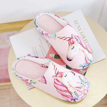 Unicorn Soft Foam Woman Slippers