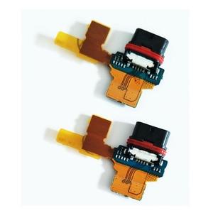 Для Sony Xperia Z5 Compact Mini E5803 Micro USB зарядное устройство Порт док-разъем гибкий кабель Замена