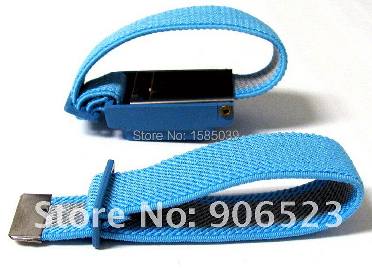 Hand & Power Tool Accessories New 2pcs/lot Anti Static Esd Safe Discharge Wrist Strap Grounding