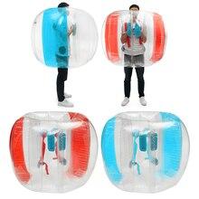 120 см детский надувной бампер мяч Футбол открытый путешествия парк Игра воздушный корпус бассейн тело Zorb пузырь мяч открытый игрушки